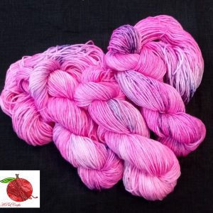 Tea Roses is a blend of pinks, purples, and a slight touch of blue.